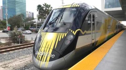 Brightline inicia a construção de linhas ferroviárias de Orlando nos próximos 45 dias