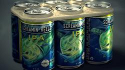Cervejaria da Flórida passa a utilizar embalagens que alimentam tartarugas marinhas