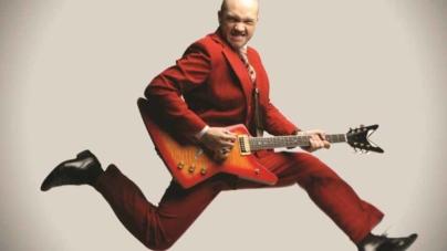 Clássicos do rock na trajetória de Zé Rodrigo