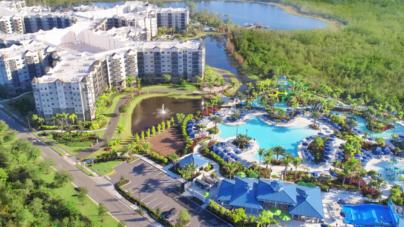 Residencial de luxo no estilo resort em Orlando dá início às vendas da terceira torre de apartamentos
