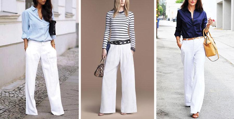 Branco: a cor do verão