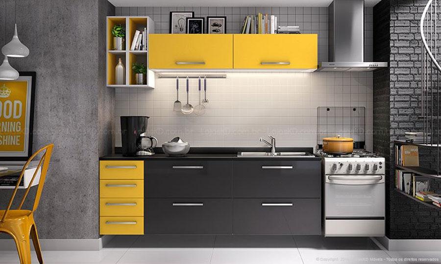 Cozinha e as novas tendências