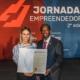 """Fernanda Pontes é homenageada com título """"City of Orlando"""""""