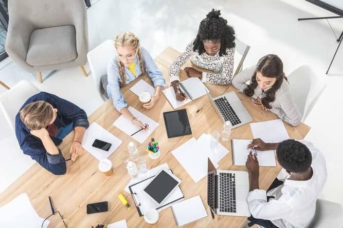 O que as empresas de sucesso têm em comum?