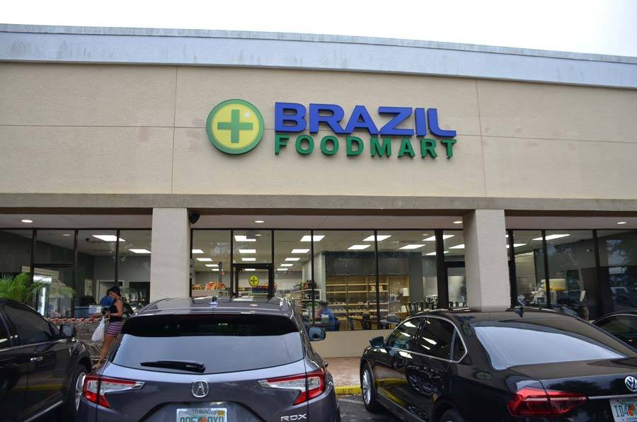 + Brasil Food Mart inaugura loja em Ocoee