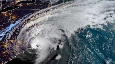 Flórida foi abençoada contra o monstruoso furacão Dorian