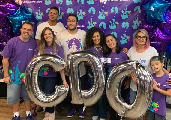 Coisas de Orlando celebra seis anos com transmissão ao vivo