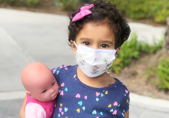 Seja doador de medula óssea e salve a vida da menina Belinha