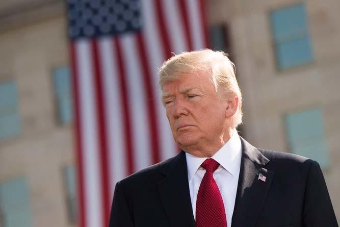 Controvérsia e denúncias podem comprometer Trump