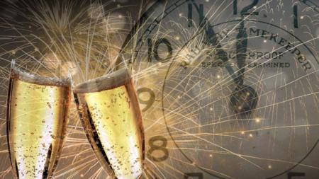 Mensagens de fé e esperança celebram a chegada de 2020
