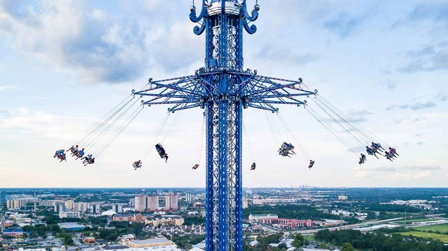 Atrações, novos brinquedos e adrenalina agitam Orlando em 2020