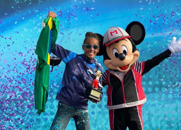 Pentacampeã da Disney World Marathon Weekend se despede e fala de novos desafios