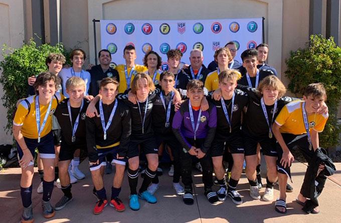 Títulos e trajetória das equipes da Orange Futsal