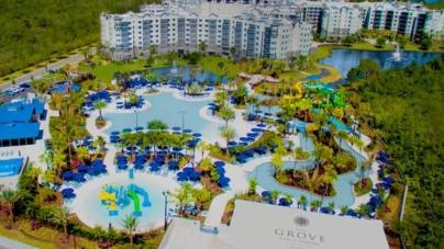 The Grove Resort recebe Paramount Hospitality