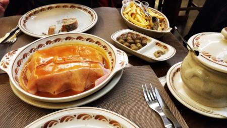 Gastronomia em Porto – Portugal