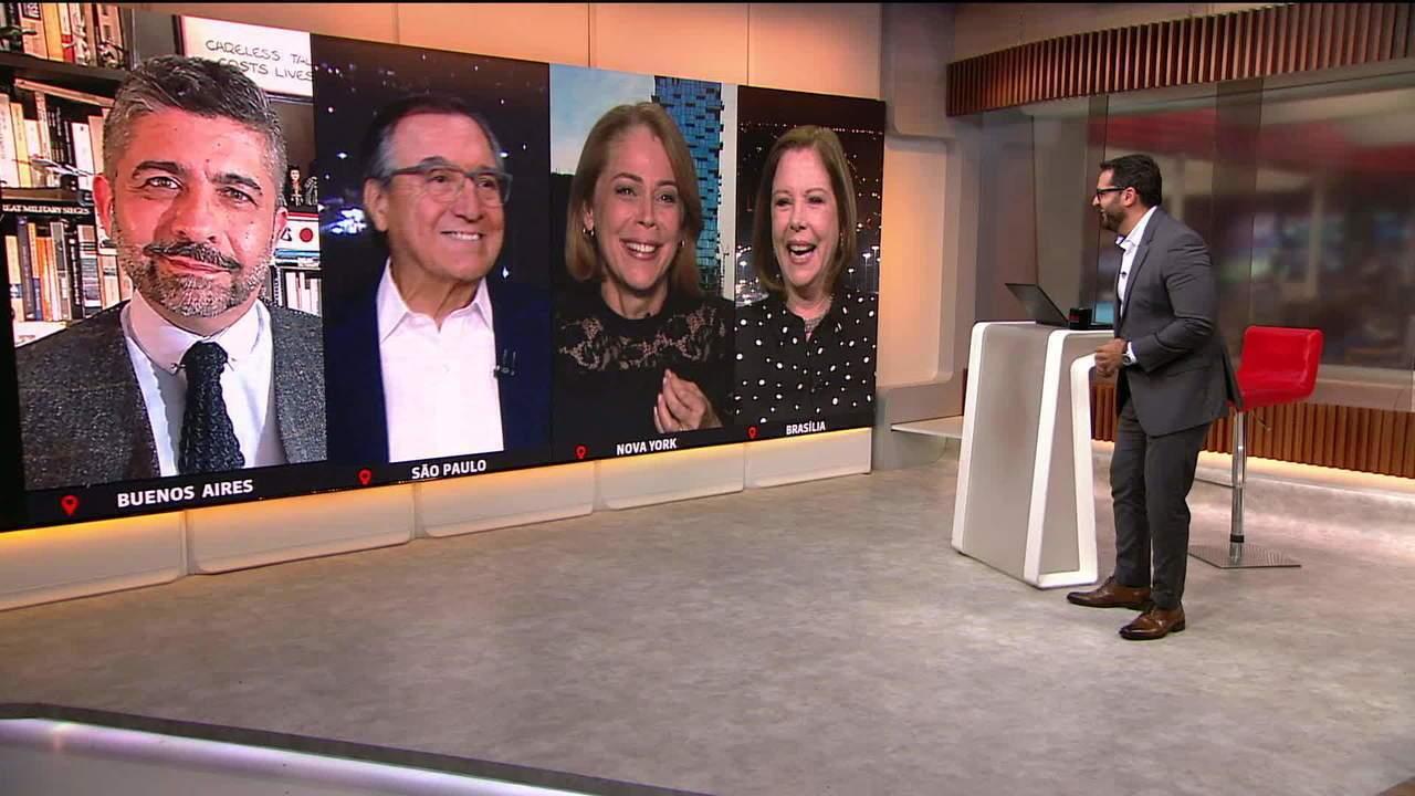Sandra Coutinho, correspondente da Globo em Nova York, revela bastidores da notícia na pandemia