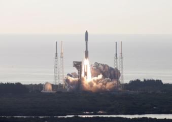 Primeira missão da NASA a caminho de Marte em busca de vida!