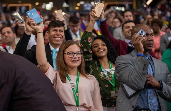 Congresso de 2020 das Testemunhas de Jeová