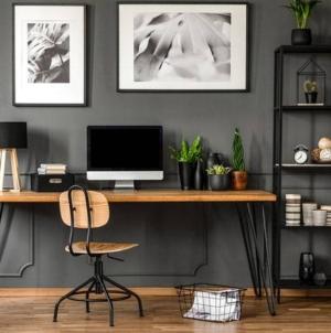 Na tendência do home office