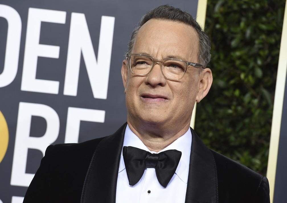 Tom Hanks relata momentos difíceis com Covid-19; pede a conscientização de todos!