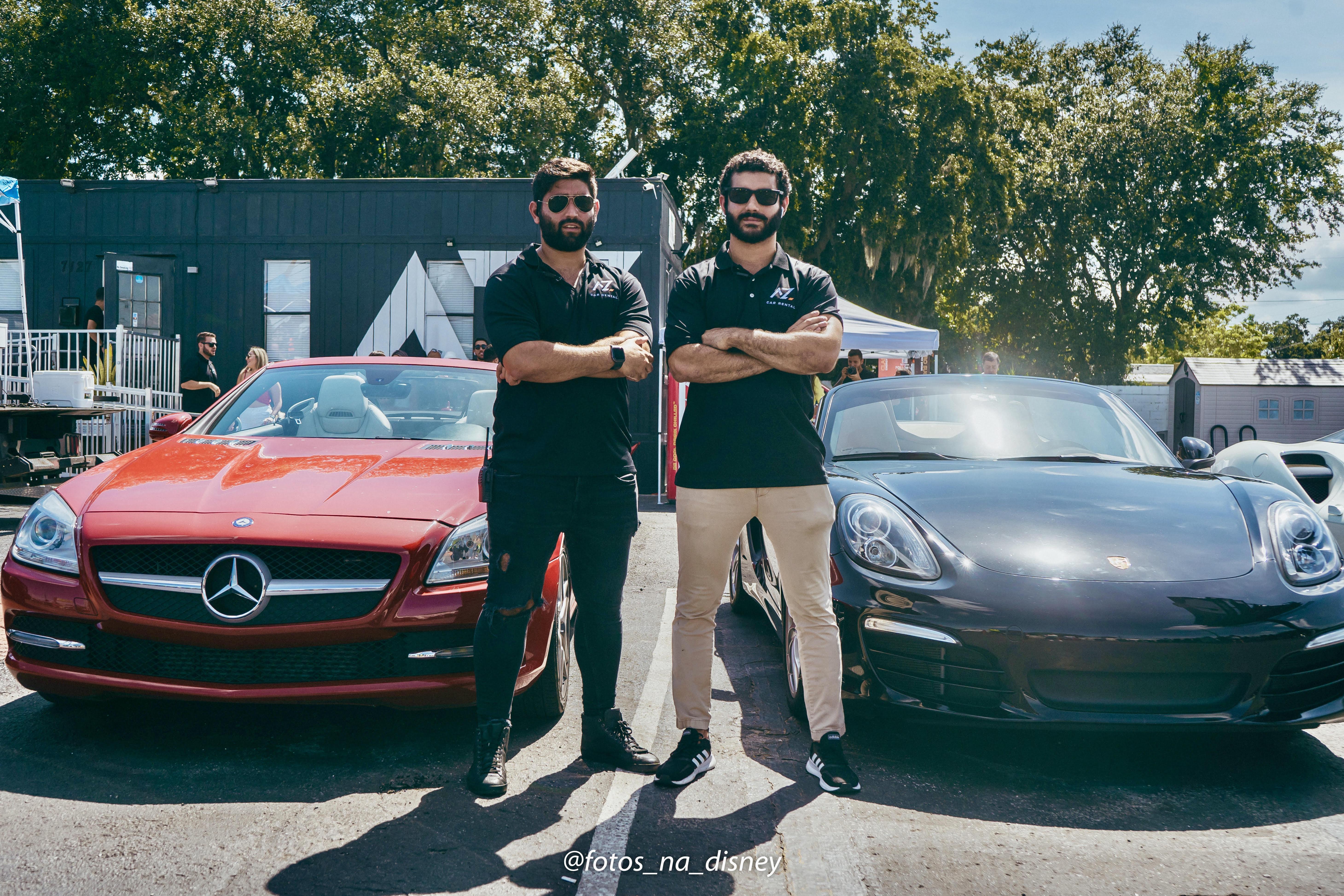 """""""Primeiro AZ Rally"""" mobiliza apreciadores doesporte motorizado em Orlando"""