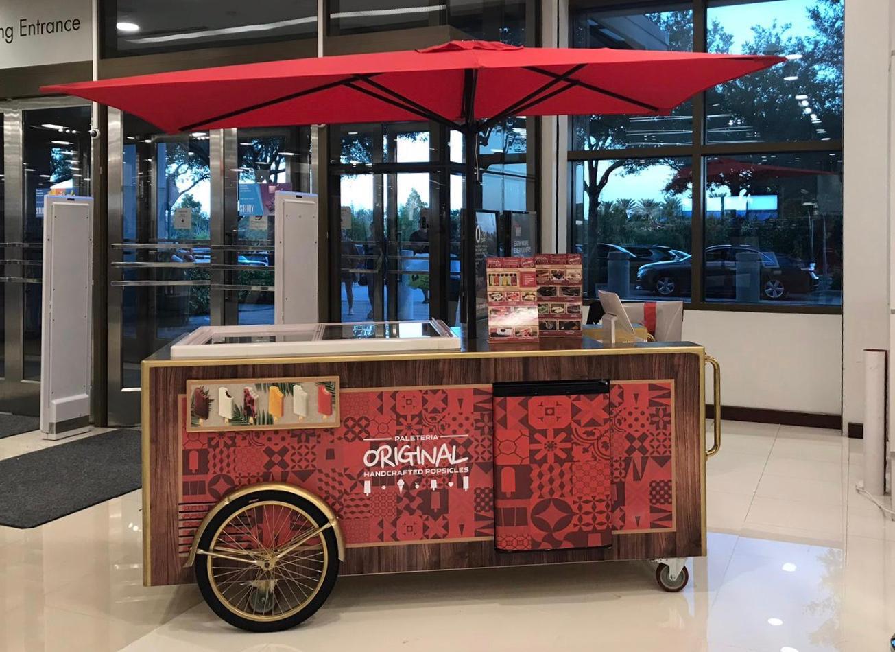 Empresária inova na pandemia e lança linha de ice cream e picolé