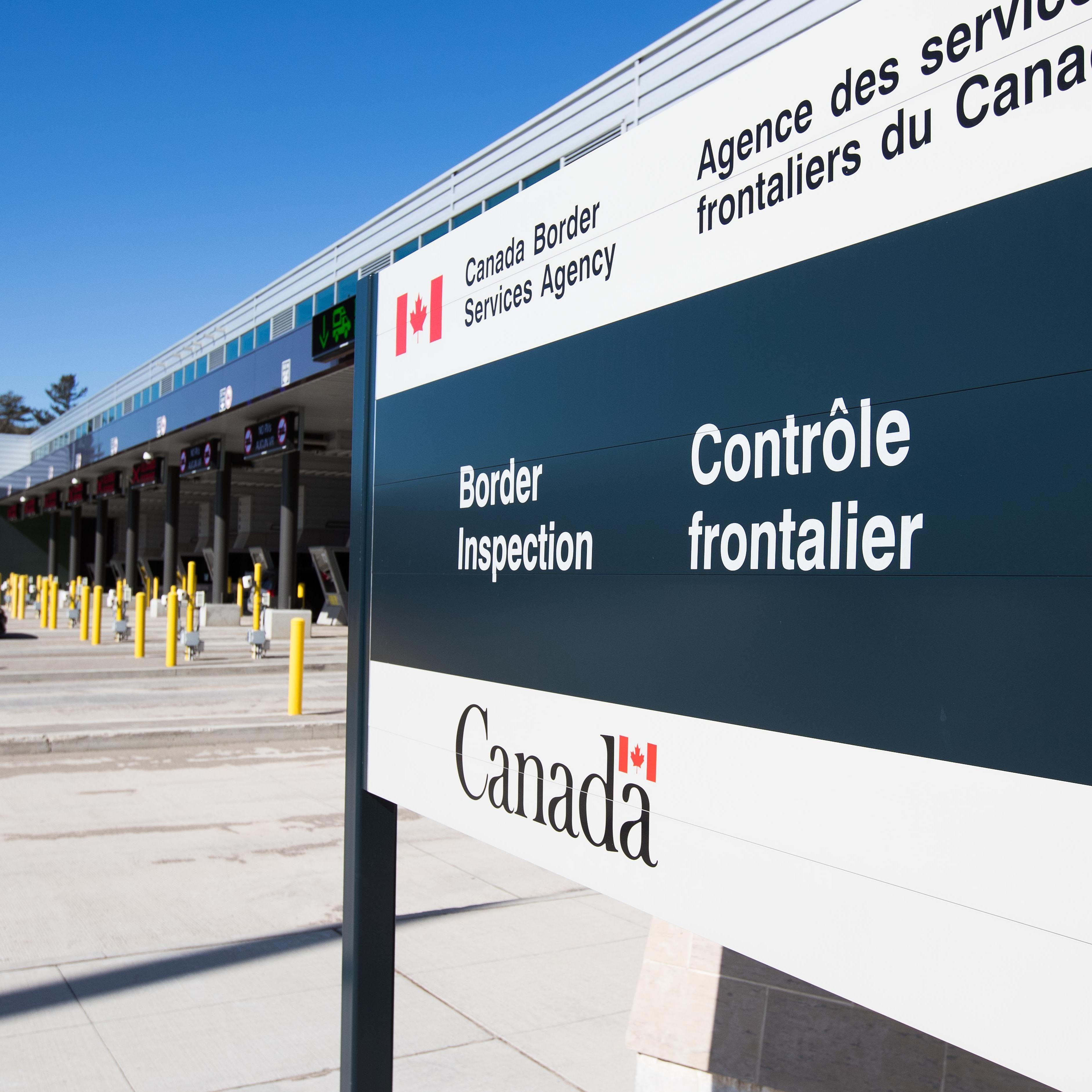 Desinformação coloca em risco imigrantes em busca de asilo na fronteira do Canadá