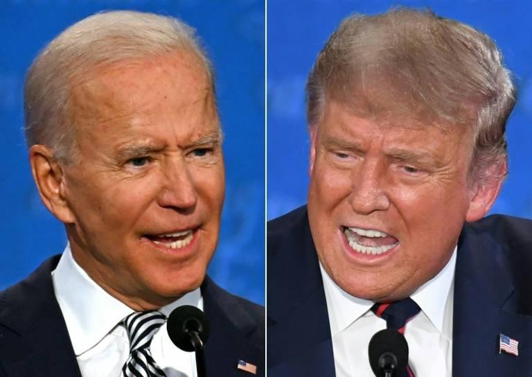 Agora ou nunca! Confronto decisivo entre Biden e Trump acontece nesta quinta-feira