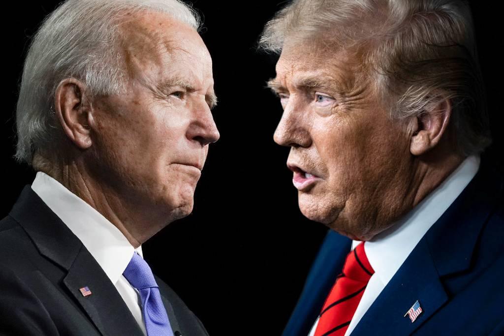 Disputa decisiva entre Biden e Trump. Hora de todos se unirem!