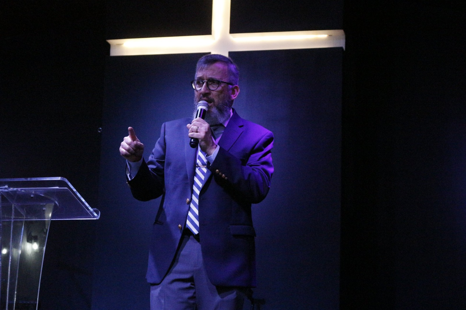 Novo desafio no caminho da fé, após 25 anos à frente da Igreja Presbiteriana Nova Esperança
