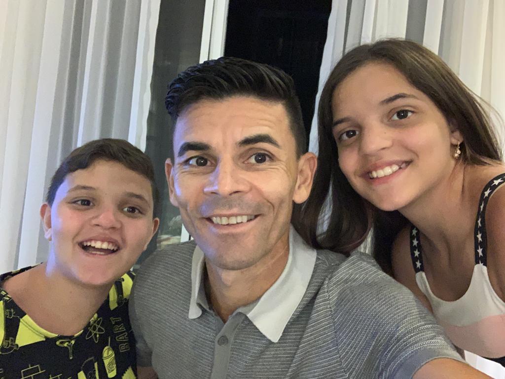 "Fredison Costa treina no Brasil e se prepara para ""Olimpíadas de Tóquio"""