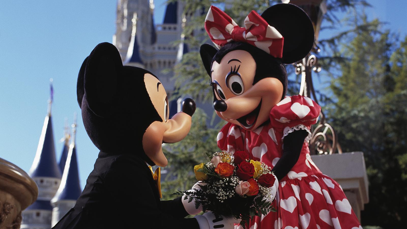 A magia de Orlando inspira pedidos de casamento: 'Quer se casar comigo?'
