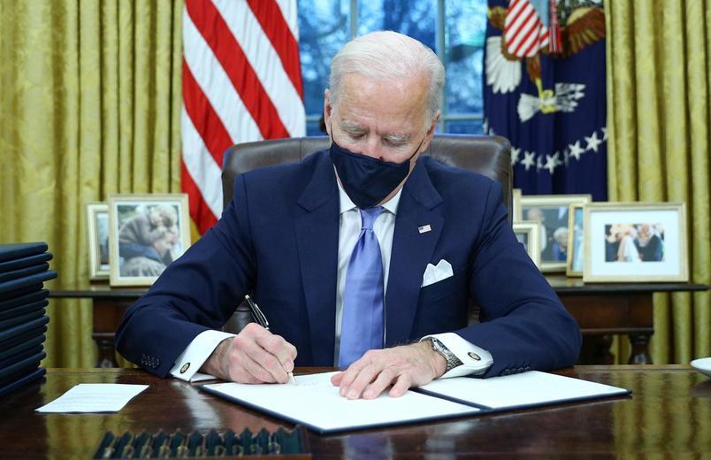 Biden pretende quadruplicar entrada de refugiados nos EUA em 2021