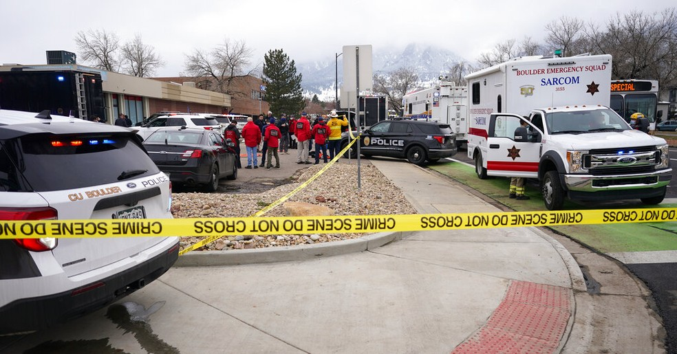 Momento de fúria em mercado do Colorado; dez pessoas mortas e atirador investigado