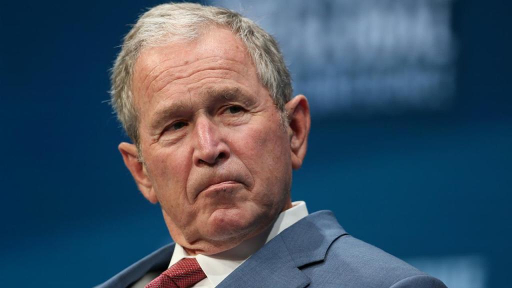 """Livro de George W. Bush fala em """"humanizar"""" debate sobre imigração"""