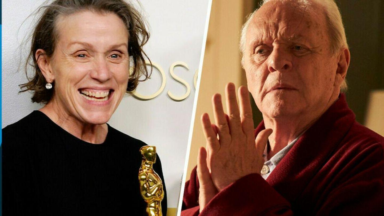 """Hopkins se consagra Melhor ator, destacando-se """"Nomadland"""", atriz, direção e filme"""