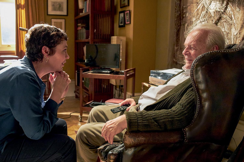 """""""Meu Pai"""", com 6 indicações ao Oscar, retrata o drama do Alzheimer, e a genialidade de Hopkins"""