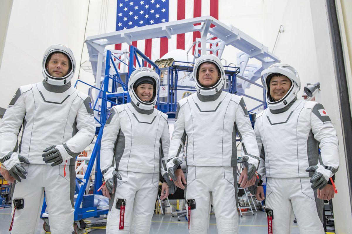 Quem são os astronautas que a NASA enviará ao espaço para pesquisas médicas?