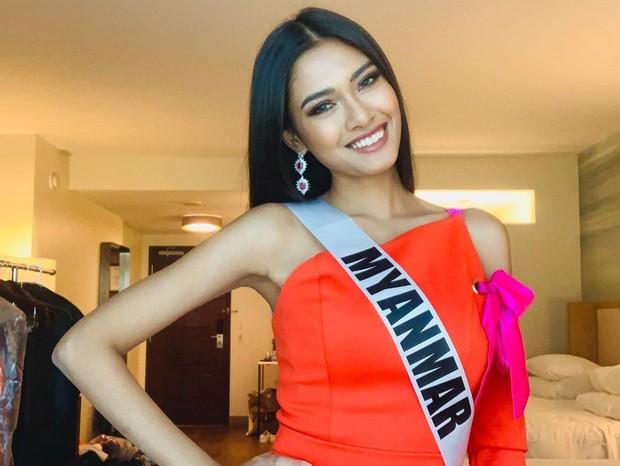 EUA concede asilo político a Miss Myanmar, após candidata receber voz de prisão em seu país