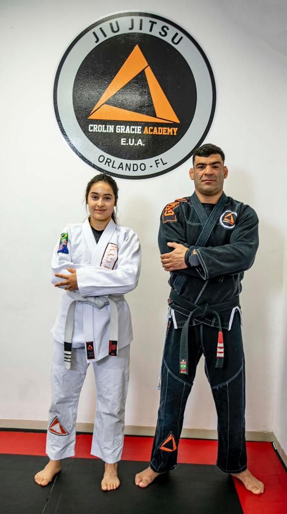 Brasileira disputa cinturão de ouro do Jiu-Jitsu, neste sábado, no 'Campeonato de Naga Orlando'