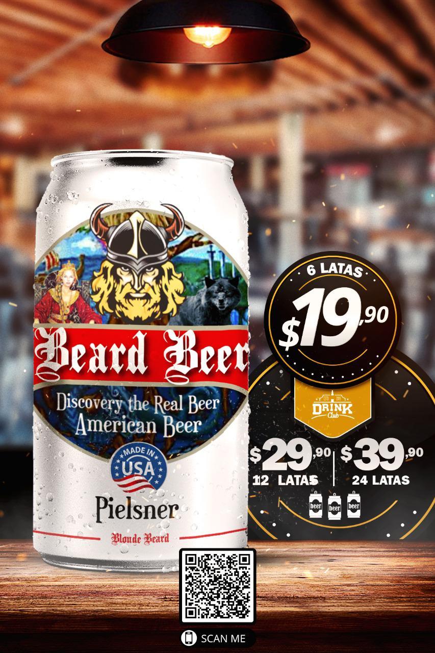 """Empresários brasileiros lançam em Orlando a cerveja artesanal """"Beard Beer"""""""