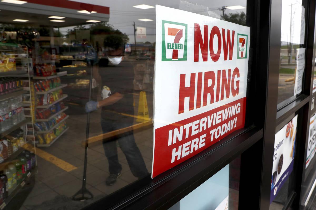 Flórida tem mais de 500.000 vagas de emprego disponíveis; 503.000 estão sem trabalho!