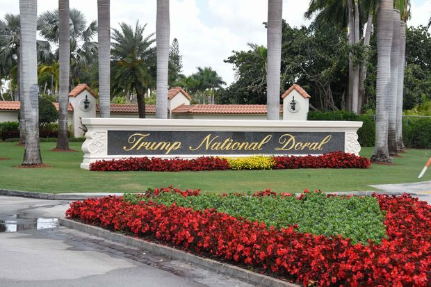 Autoridades de Doral, na Flórida, votam proibição de cassinos de Trump na cidade