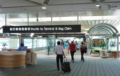 Cresce o número de passageiros em trânsito no Aeroporto Internacional de Orlando