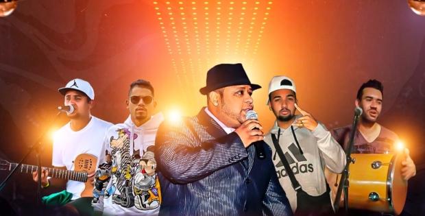"""A ginga do """"Grupo Samba Certo"""" em noite de roda de samba em Orlando"""