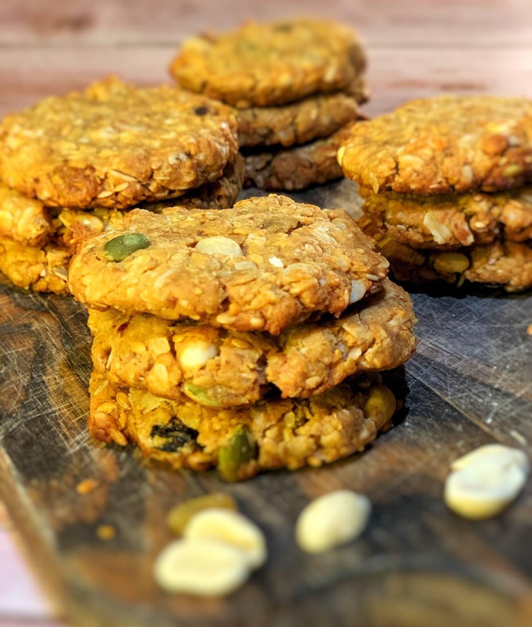 """""""Cookies Saudáveis"""", receita deliciosa da Chef Mariana Valentini, para a volta às aulas"""