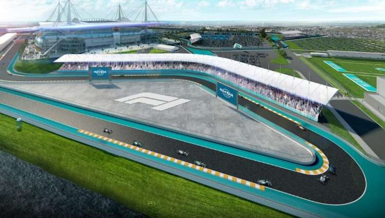 'GP de Miami' em 2022, desperta o interesse de patrocinadores e turistas brasileiros