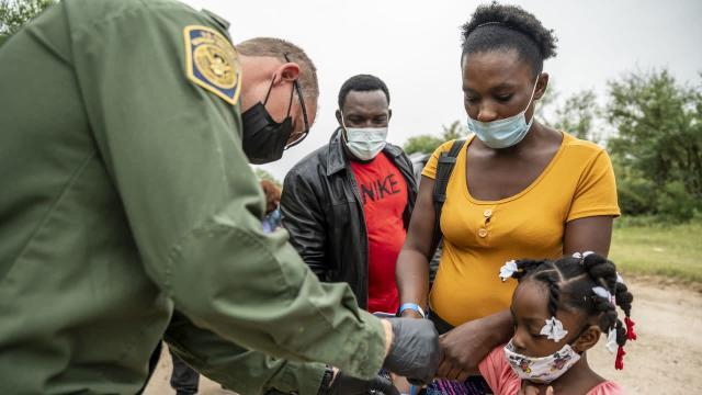 Brasil não se posicionou ao pedido da OIM para receber haitianos da fronteira dos EUA