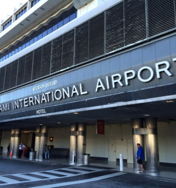 Aeroporto Internacional de Miami eleito o melhor da América do Norte