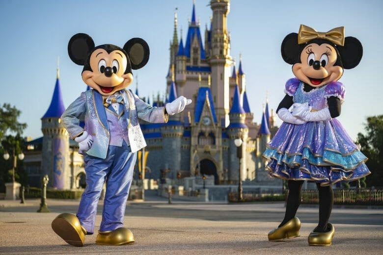 'Disney' celebra o 50º aniversário com 18 meses de festa e novas atrações